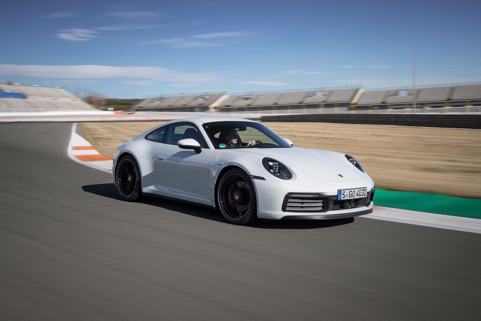 Porsche 911 992 00020