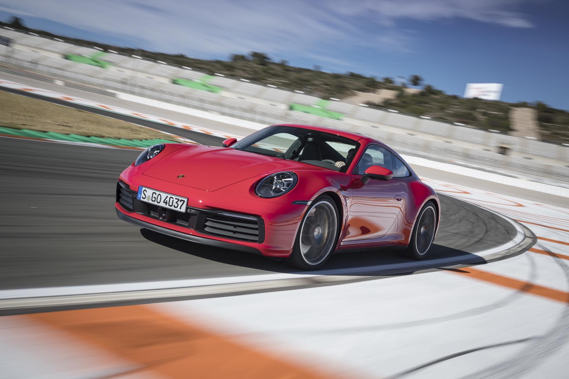 Porsche 911 992 00027