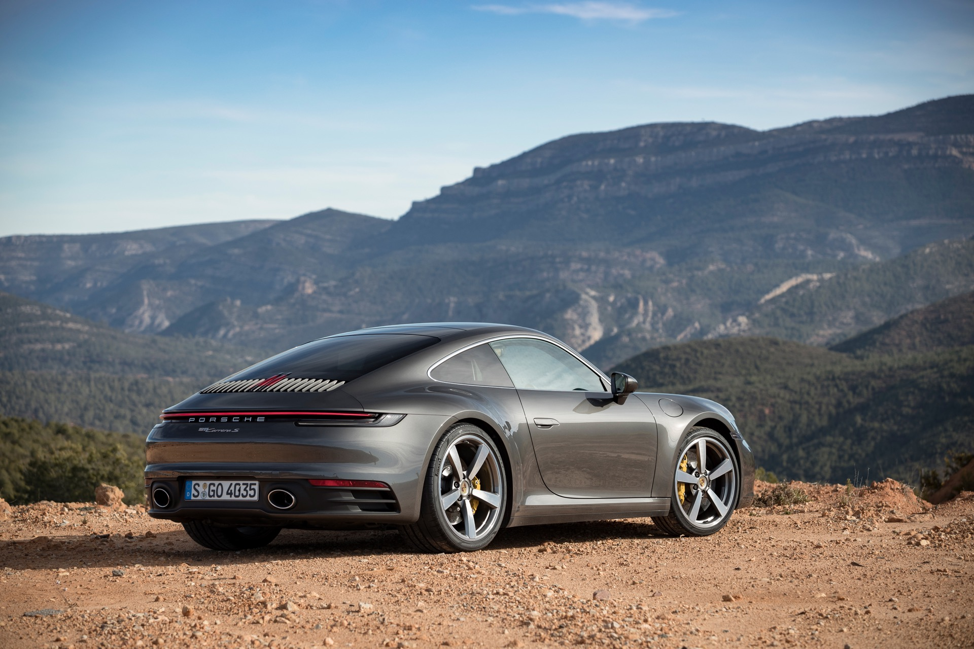 Porsche 911 992 Carrera S 00001