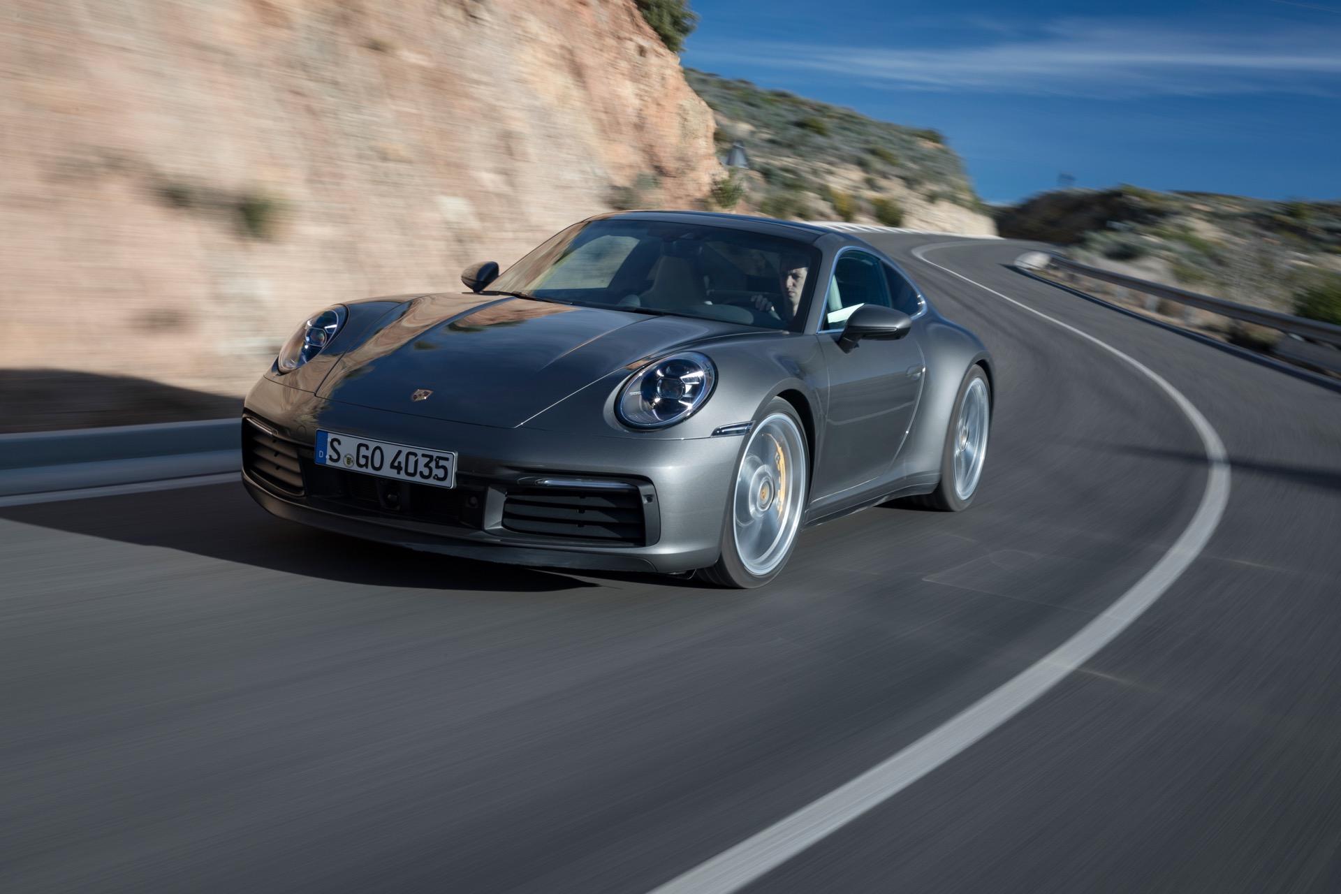 Porsche 911 992 Carrera S 00004