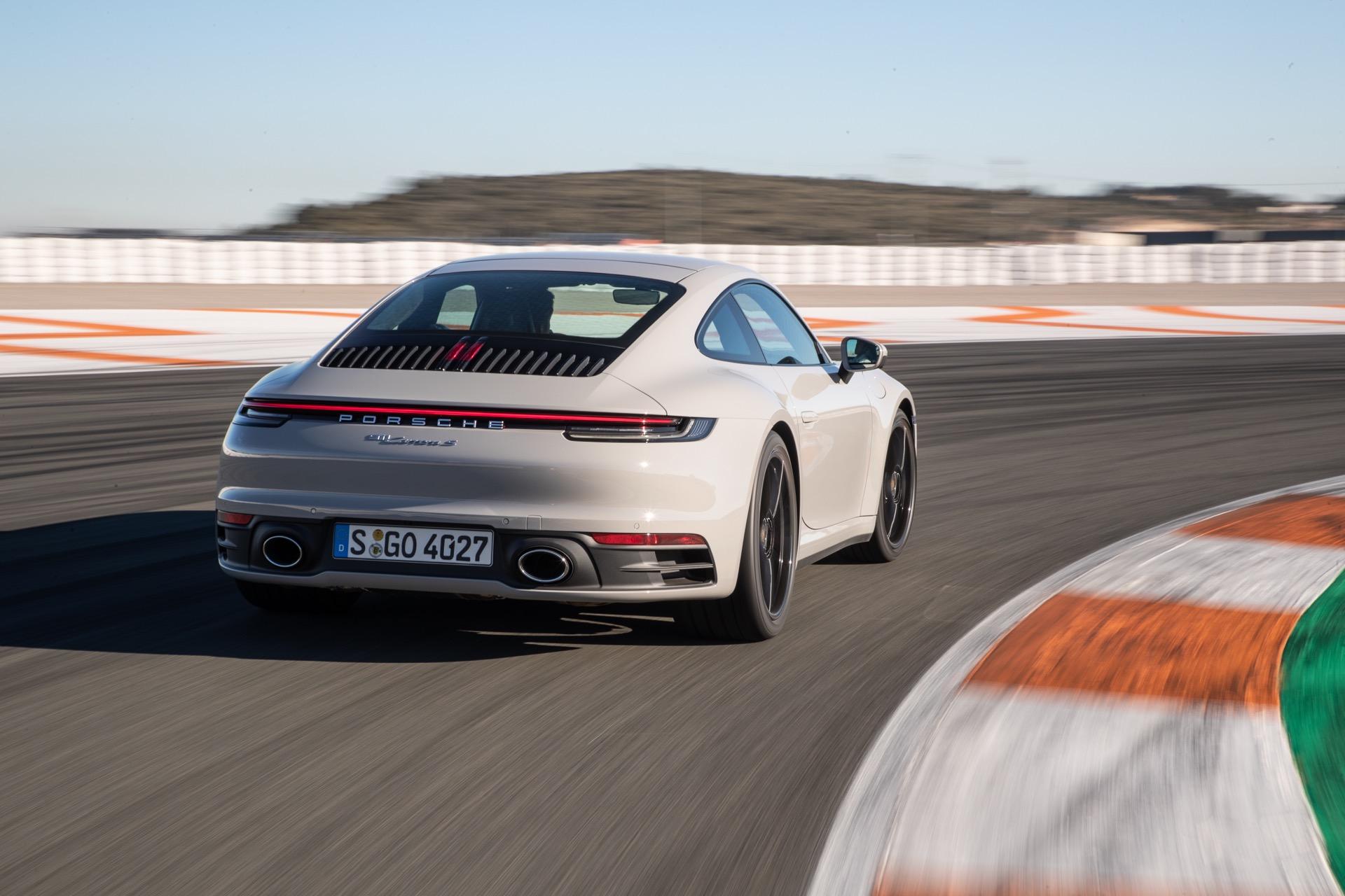 Porsche 911 992 Carrera S 00005