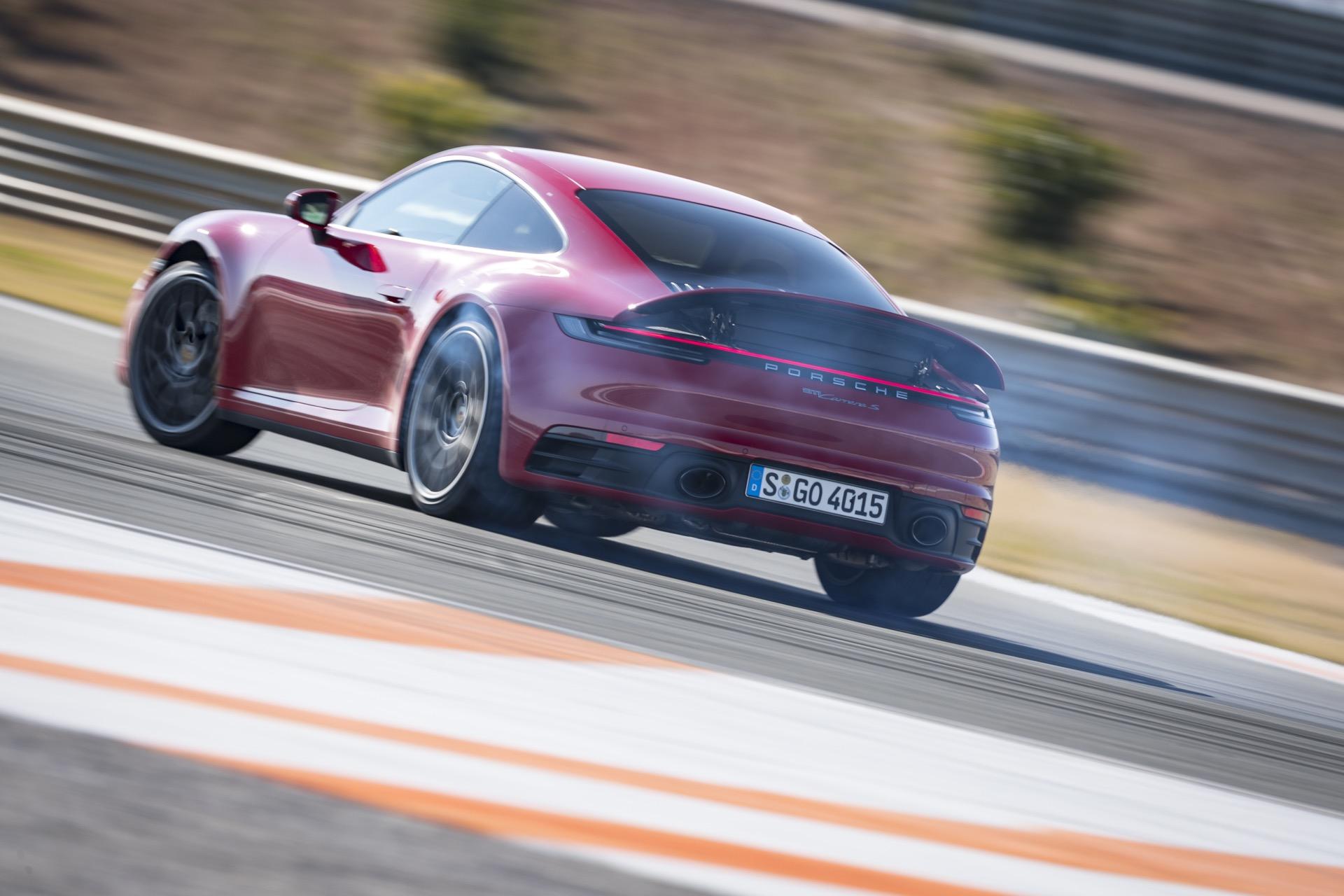 Porsche 911 992 Carrera S 00006