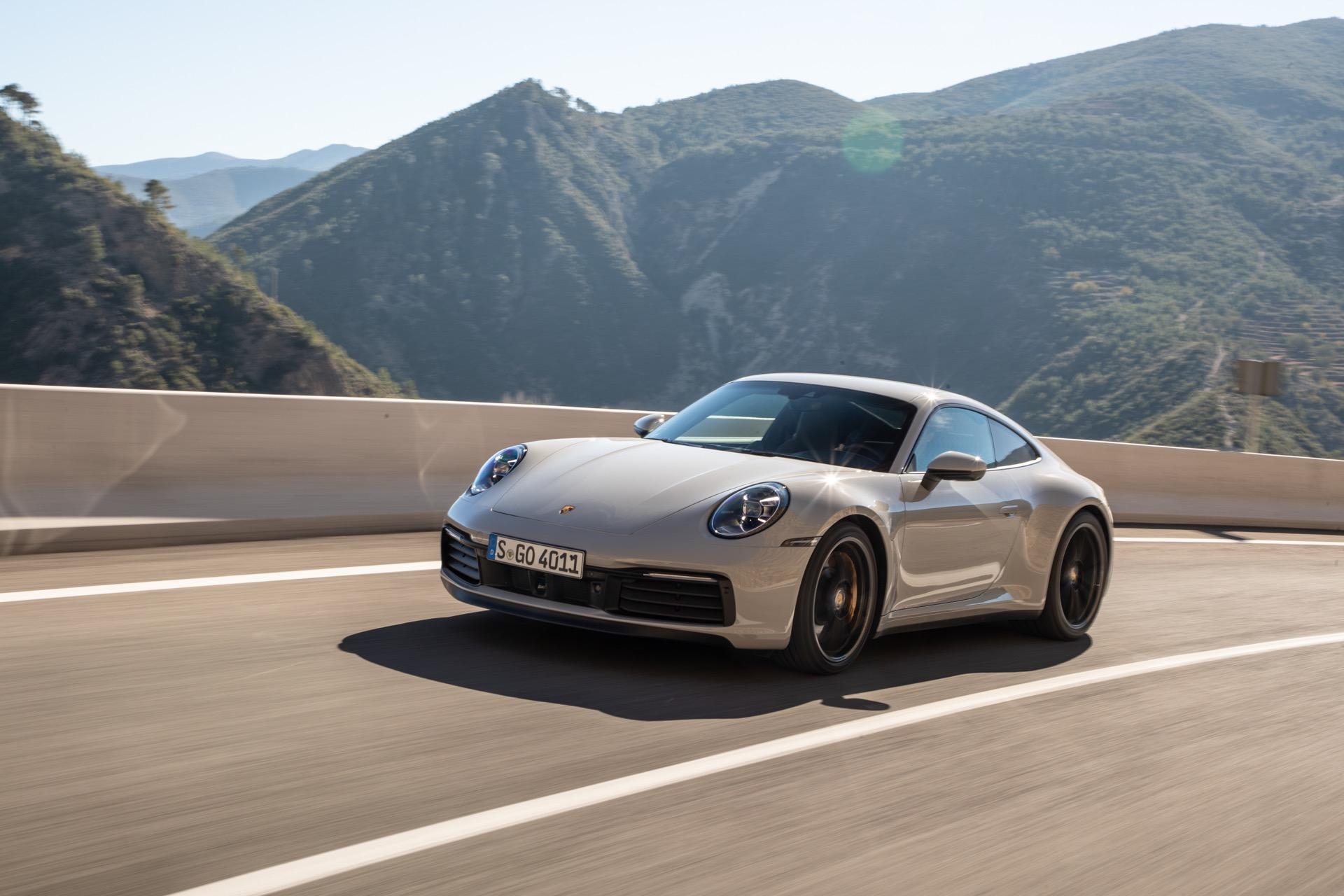 Porsche 911 992 Carrera S 00008
