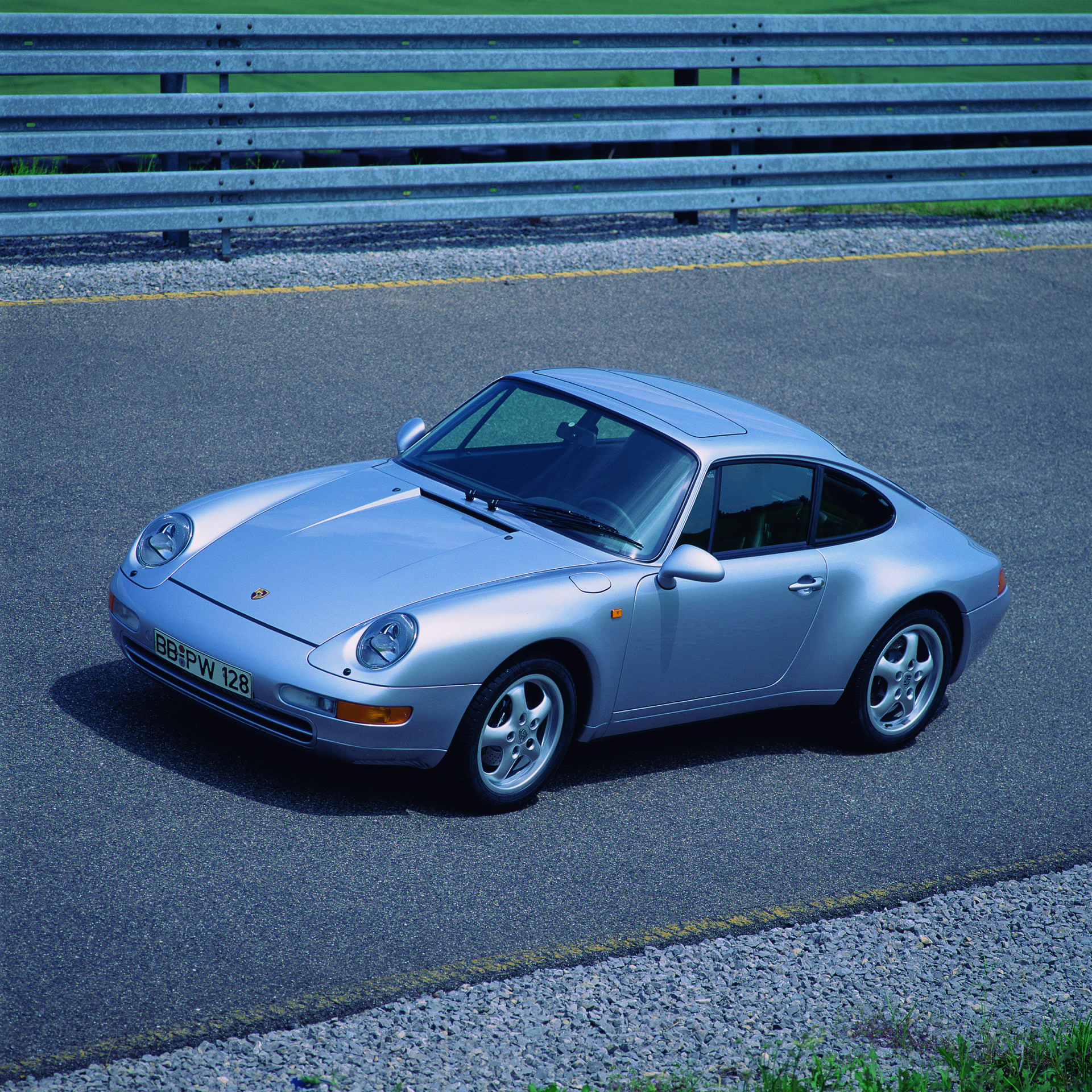 Porsche 911 993 Carrera 3 6 Coupe 1994