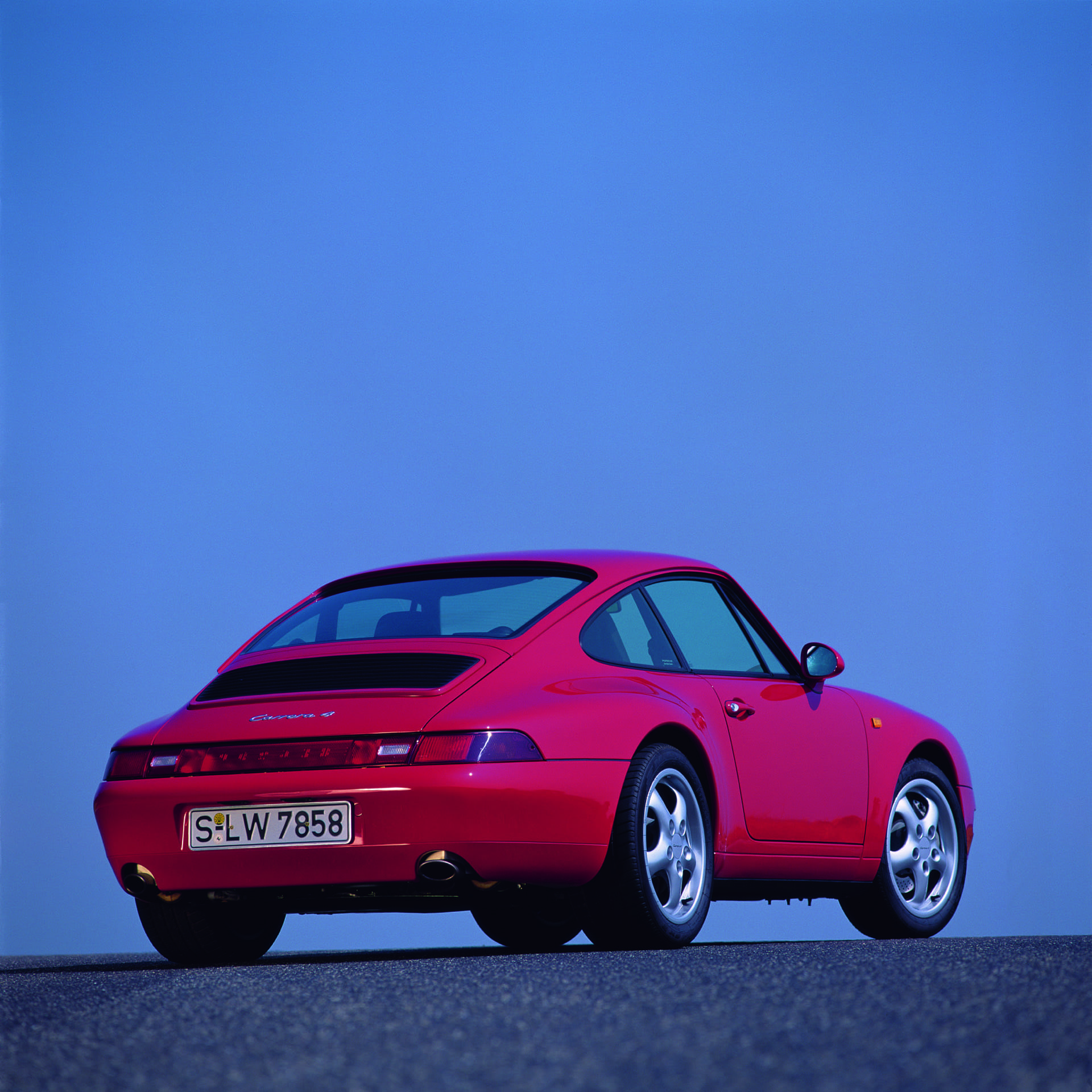 Porsche 911 993 Carrera 4 3 6 Coupe 1995