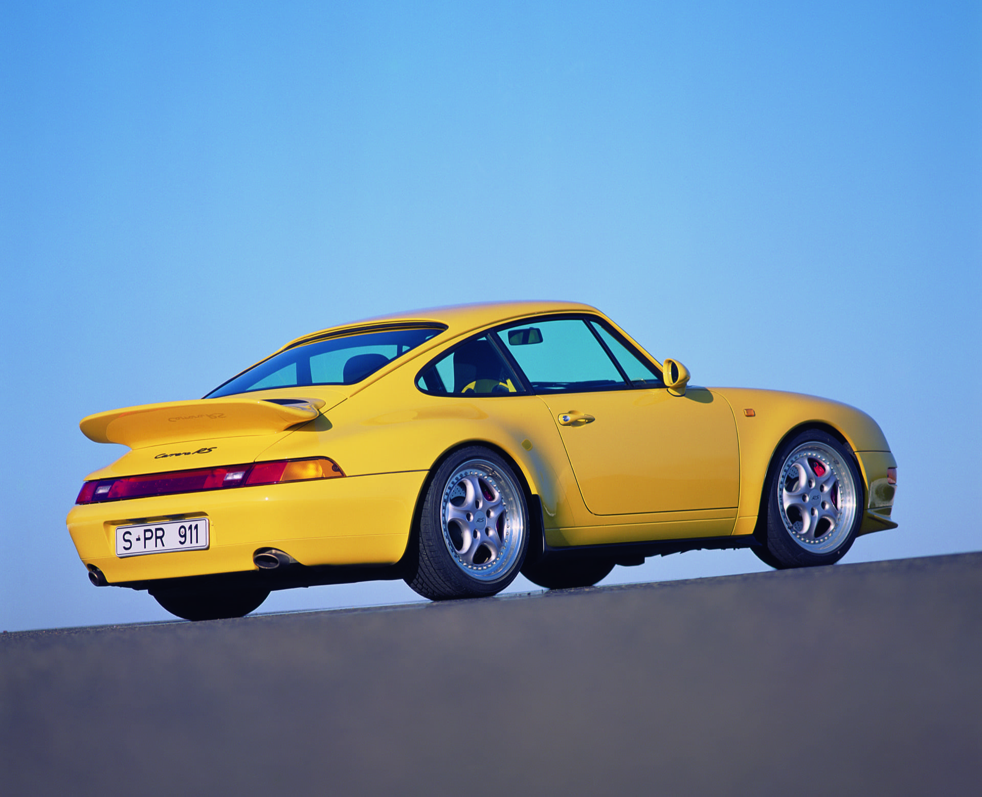 Porsche 911 993 Carrera Rs 3 8 Coupe 1995 2