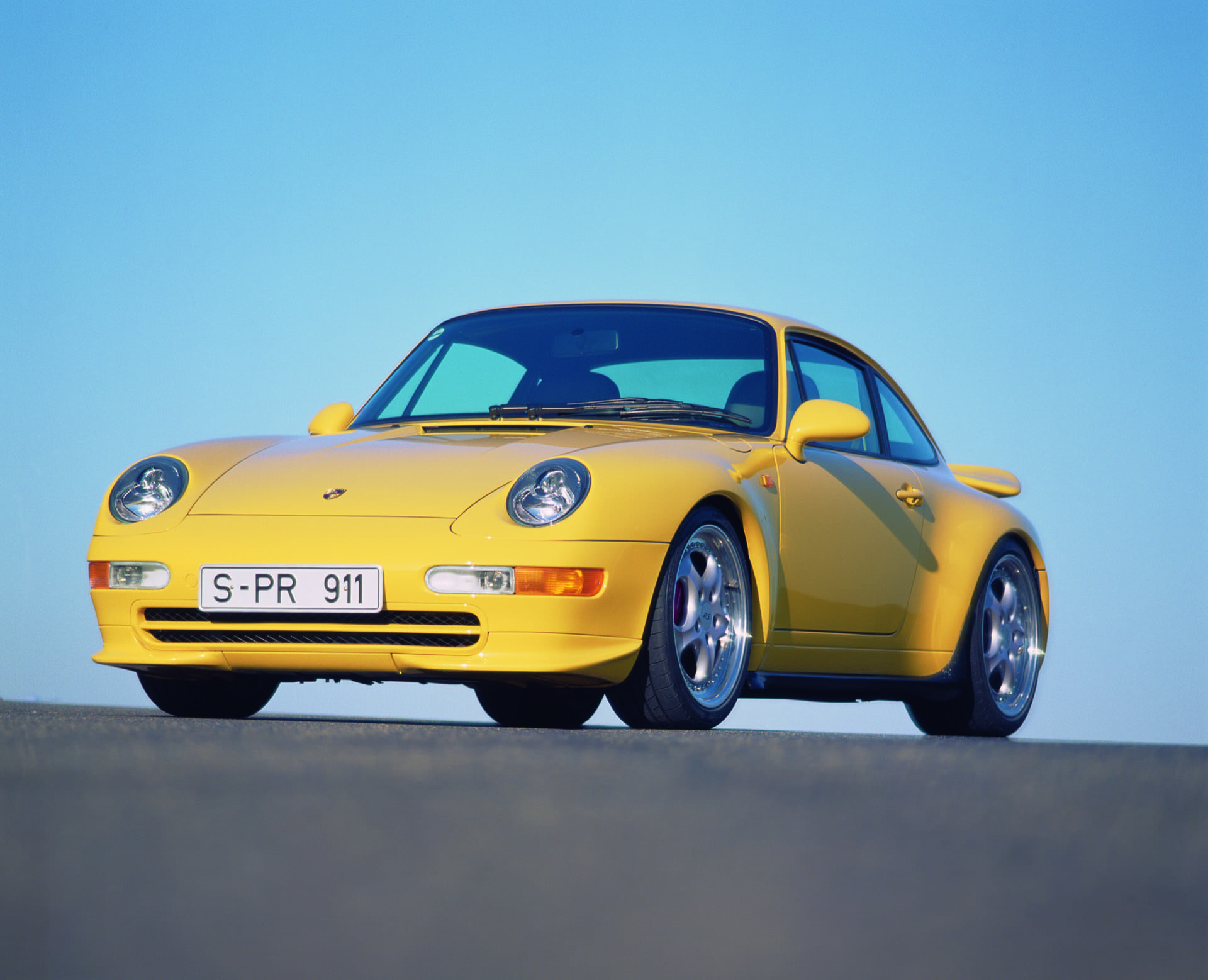 Porsche 911 993 Carrera Rs 3 8 Coupe 1995