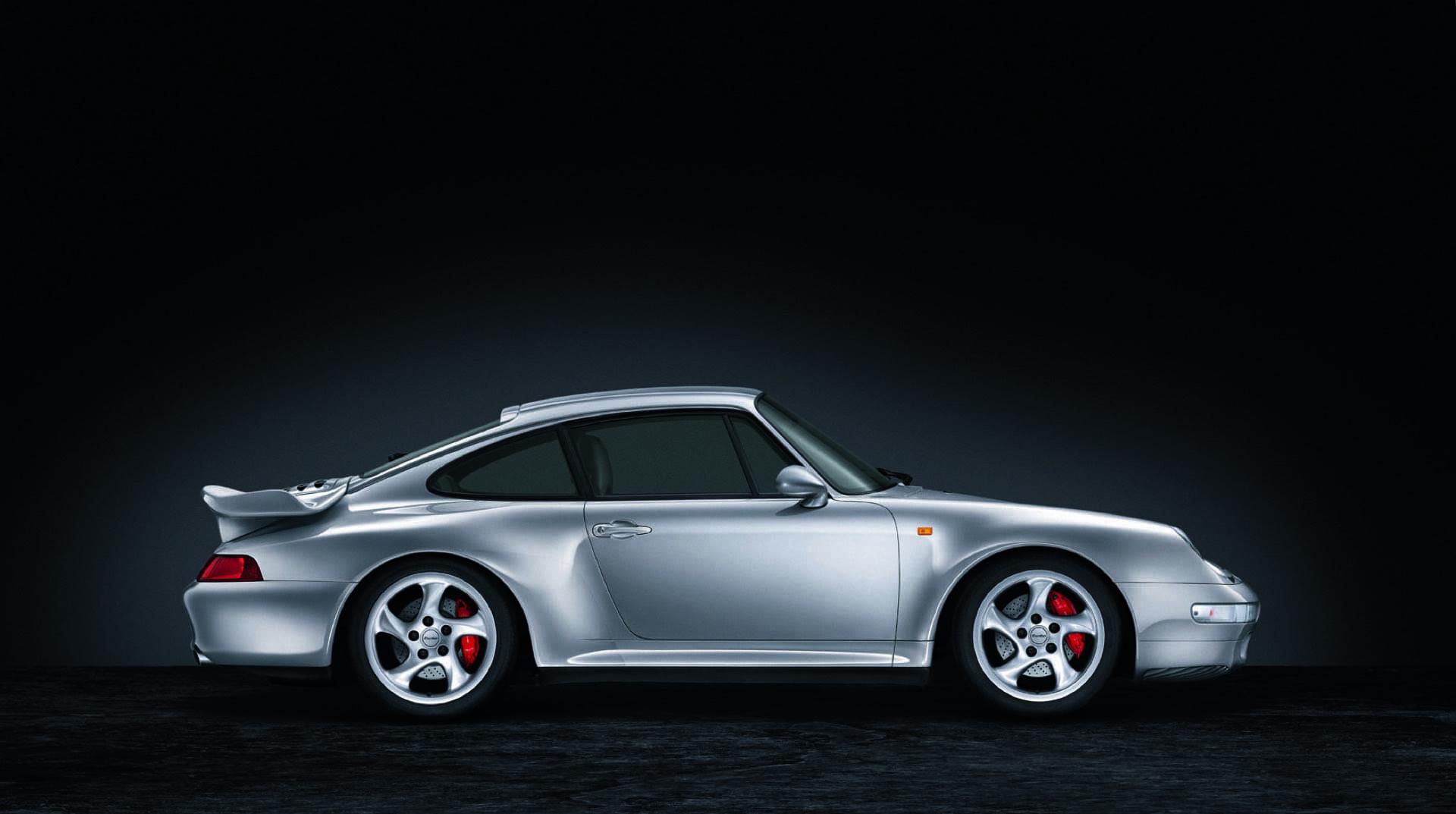 Porsche 911 993 Turbo 1995