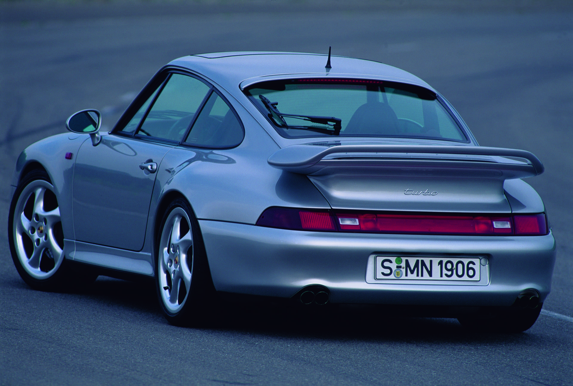 Porsche 911 993 Turbo S 3 6 Coupe 1998 2