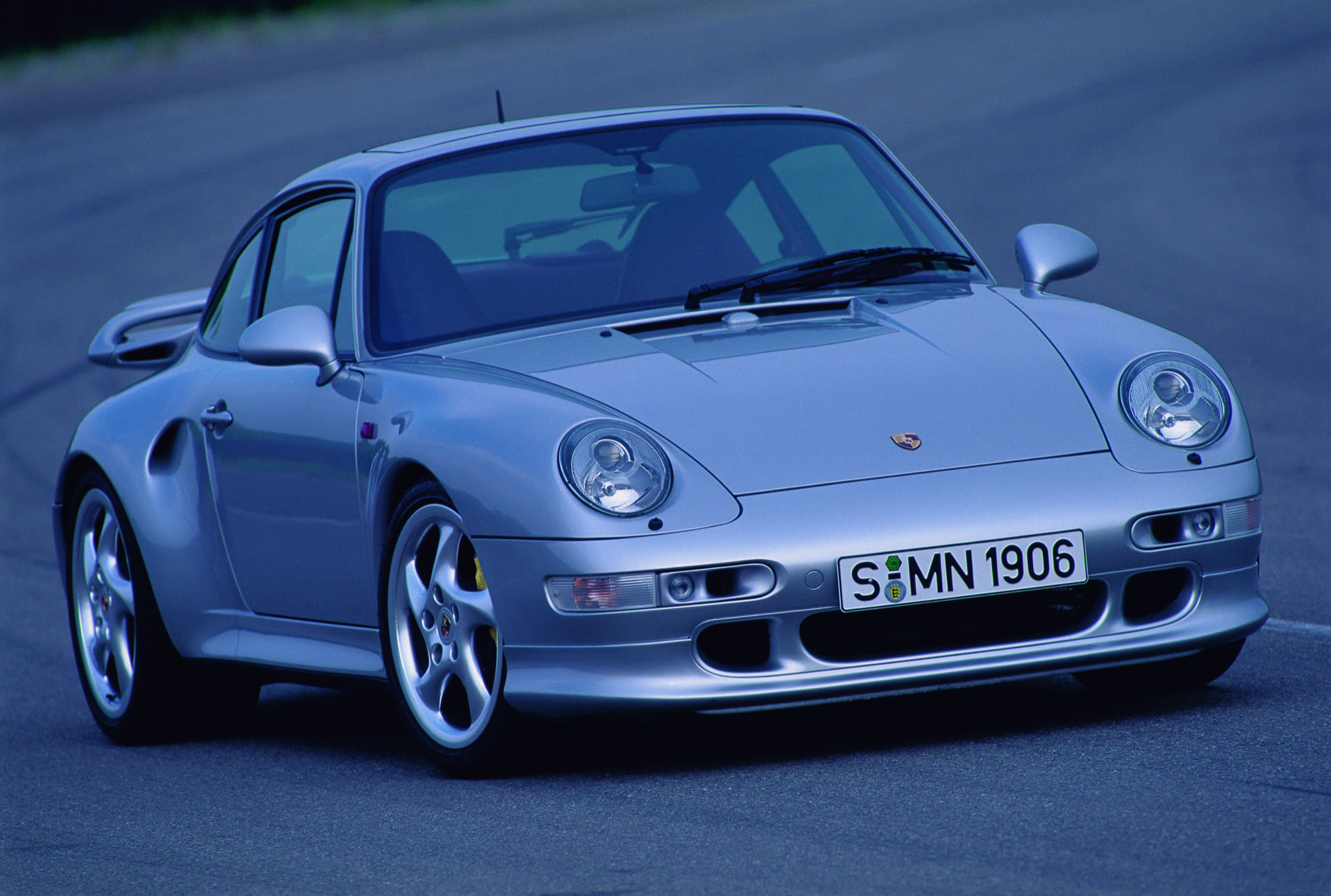 Porsche 911 993 Turbo S 3 6 Coupe 1998