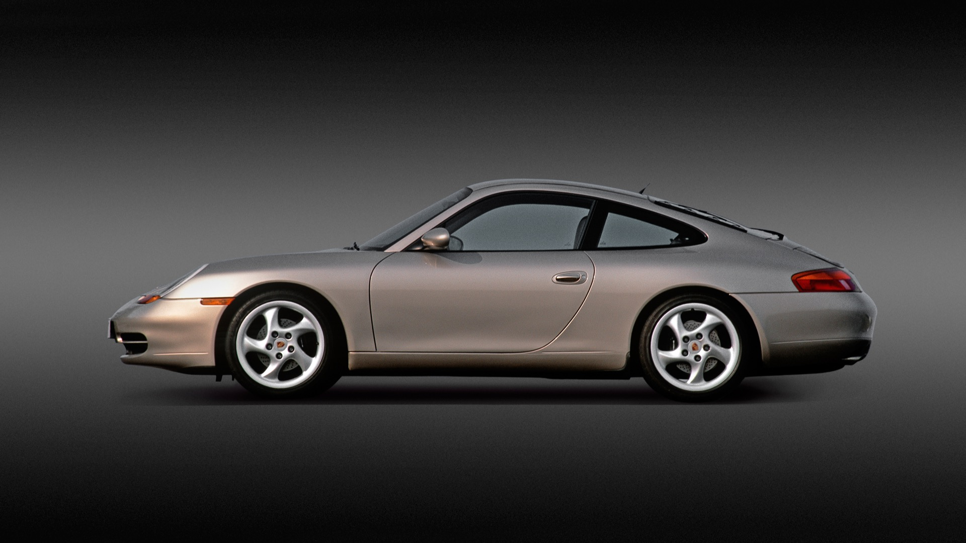1998, 911 Carrera Coupé, Typ 996, 3,4 Liter, Generationen