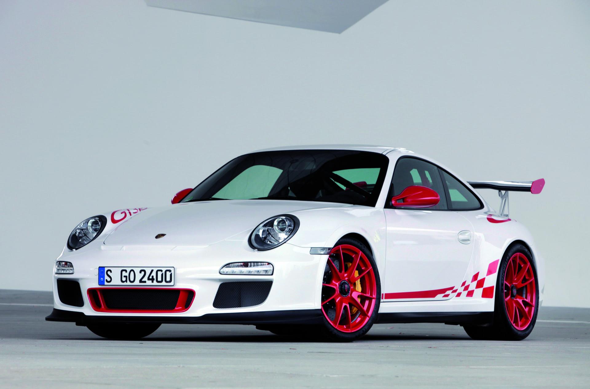 Porsche 911 997 Gt3 Rs 2009 2