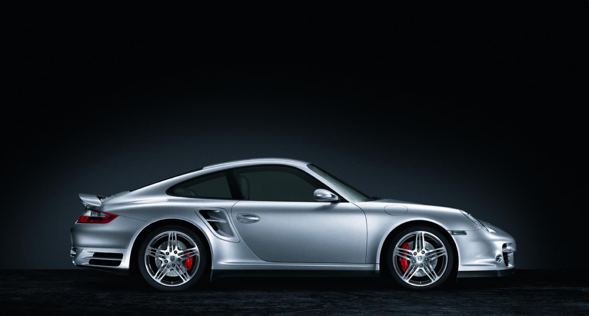 Porsche 911 997 Turbo 2006