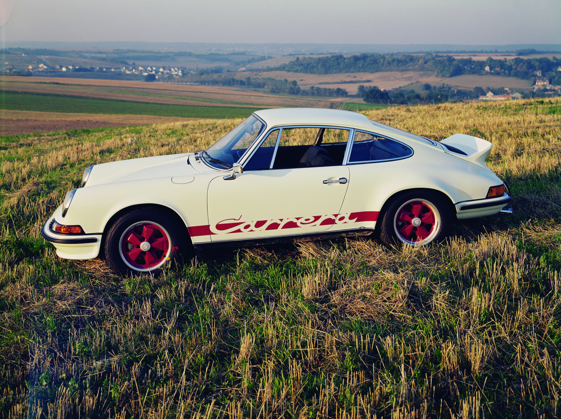 Porsche 911 Carrera Rs 2 7 Coupe 1973 2