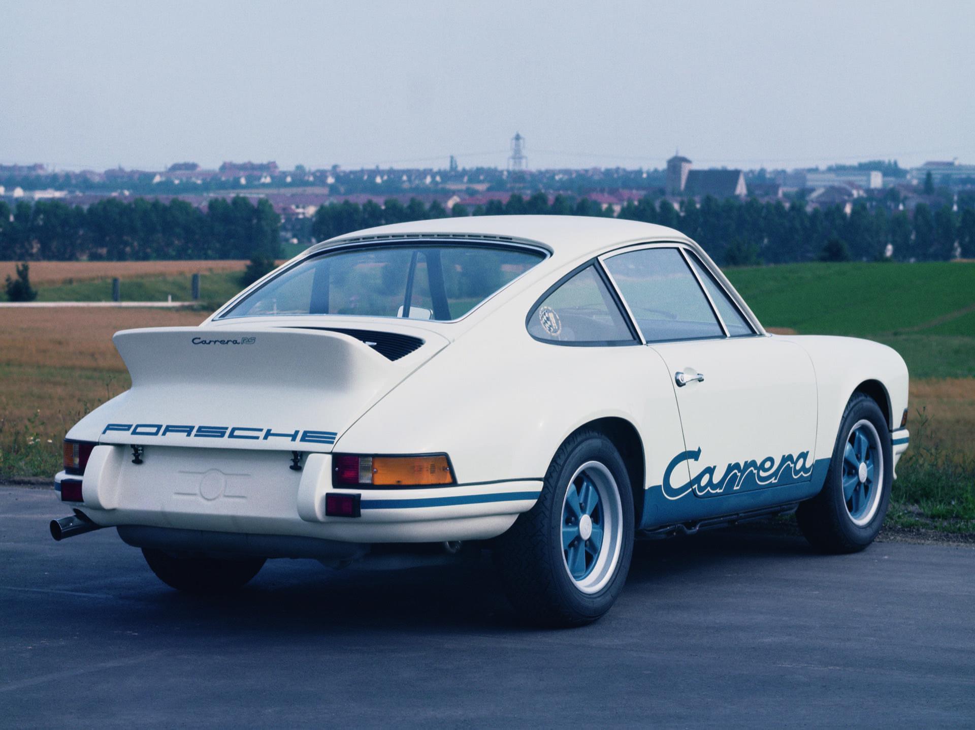 Porsche 911 Carrera Rs 2 7 Coupe 1973 3