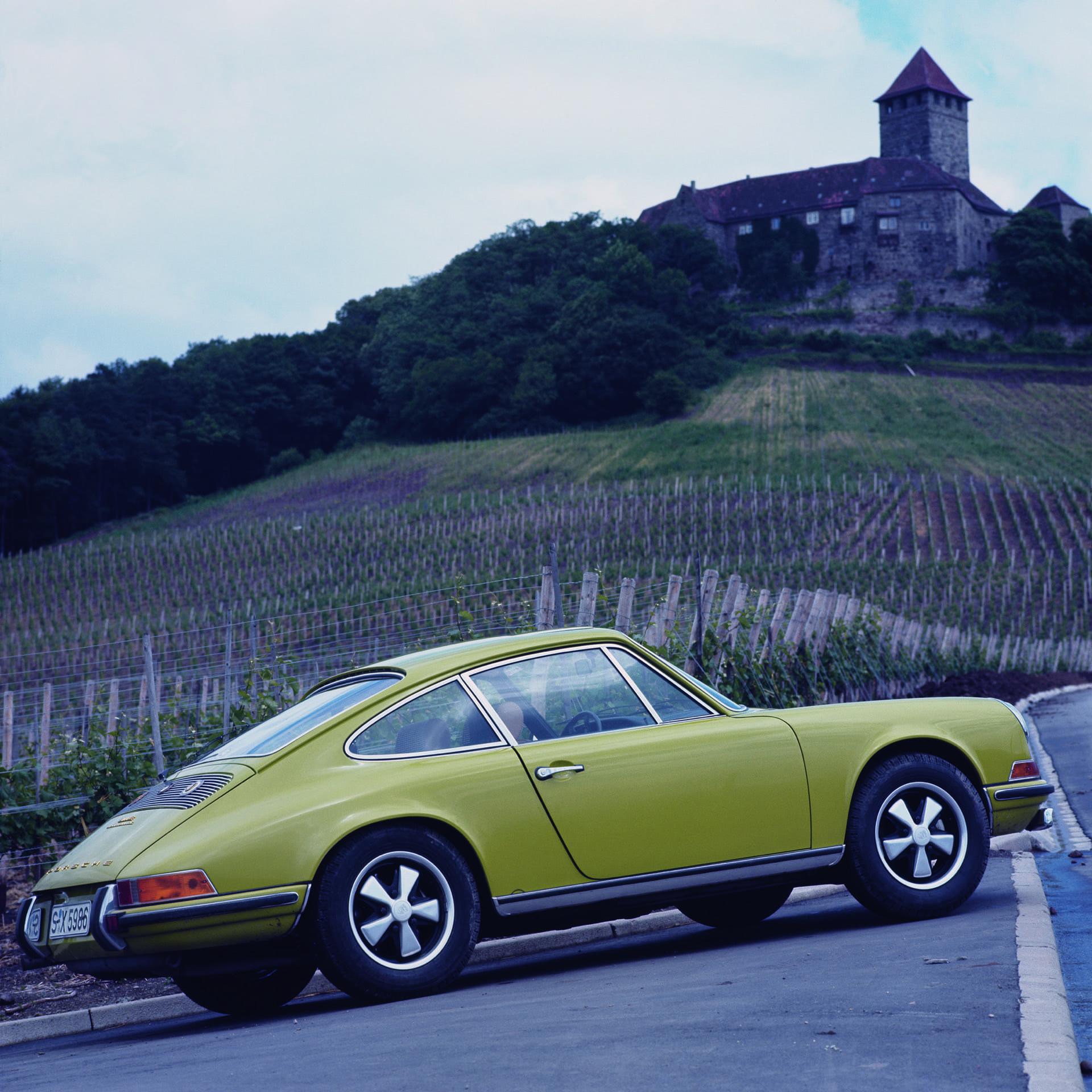Porsche 911 E 2 2 Coupe 1970