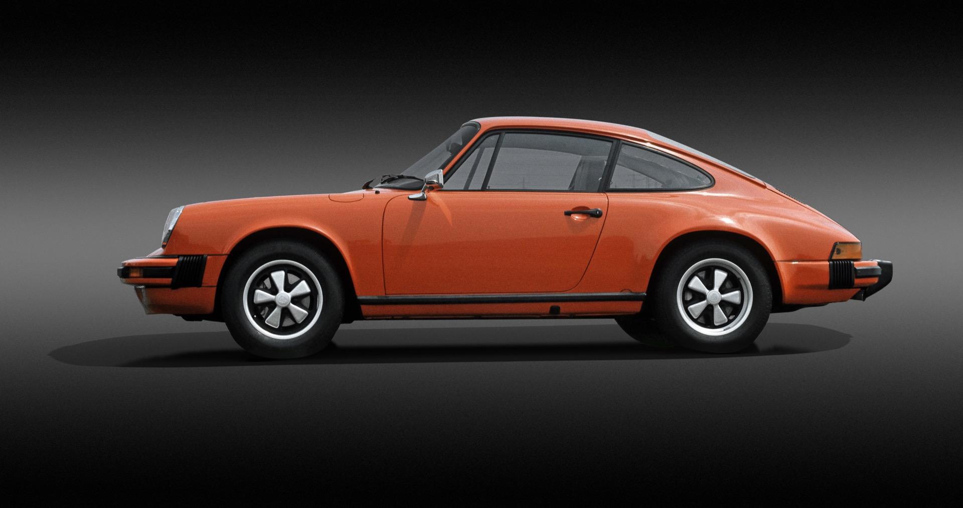 1974, 911 Carrera Coupé, G Serie, 2,7 Liter, Generationen