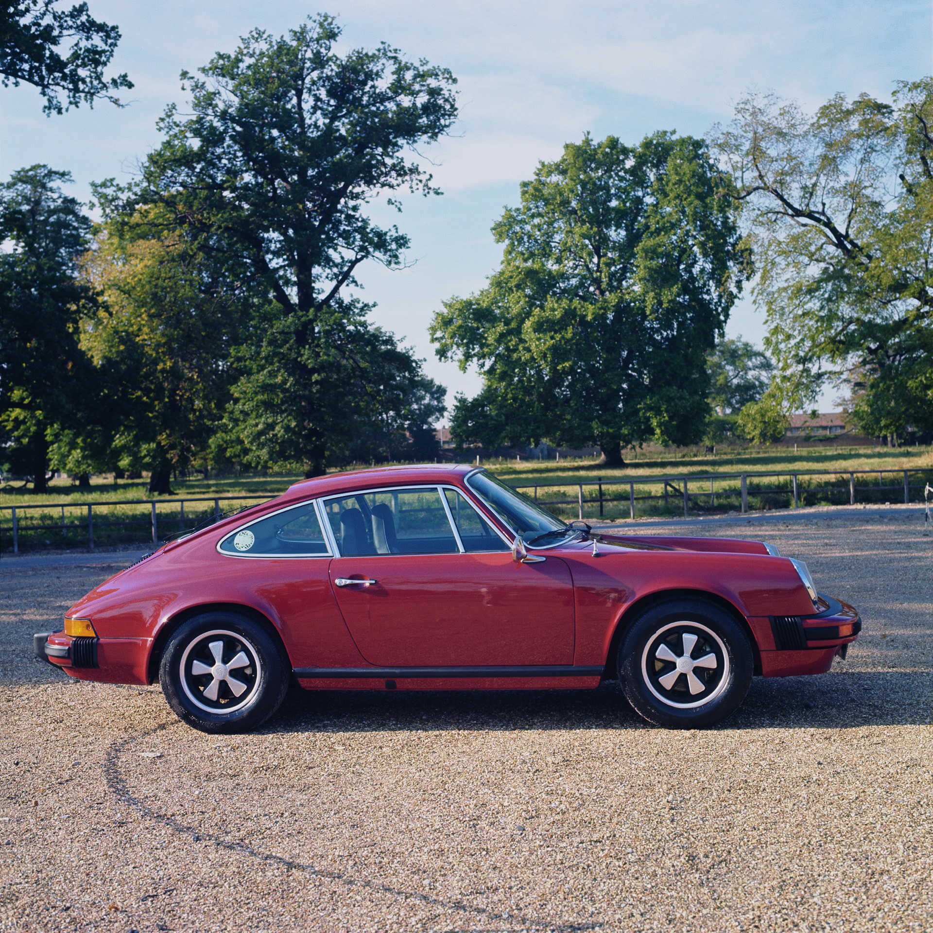 Porsche 911 G 2 7 Coupe 1974