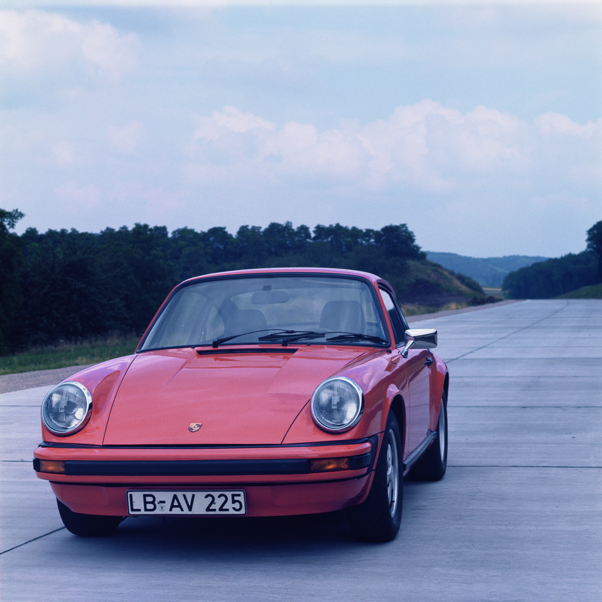 Porsche 911 G Carrera 2 7 Coupe 1974