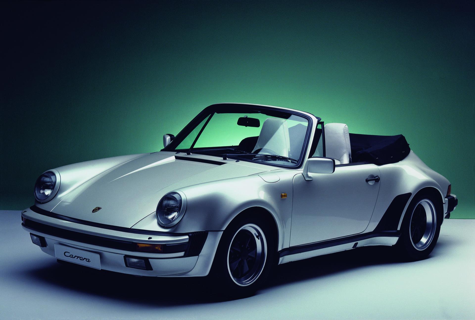 Porsche 911 G Carrera 3 2 Cabrio 1985