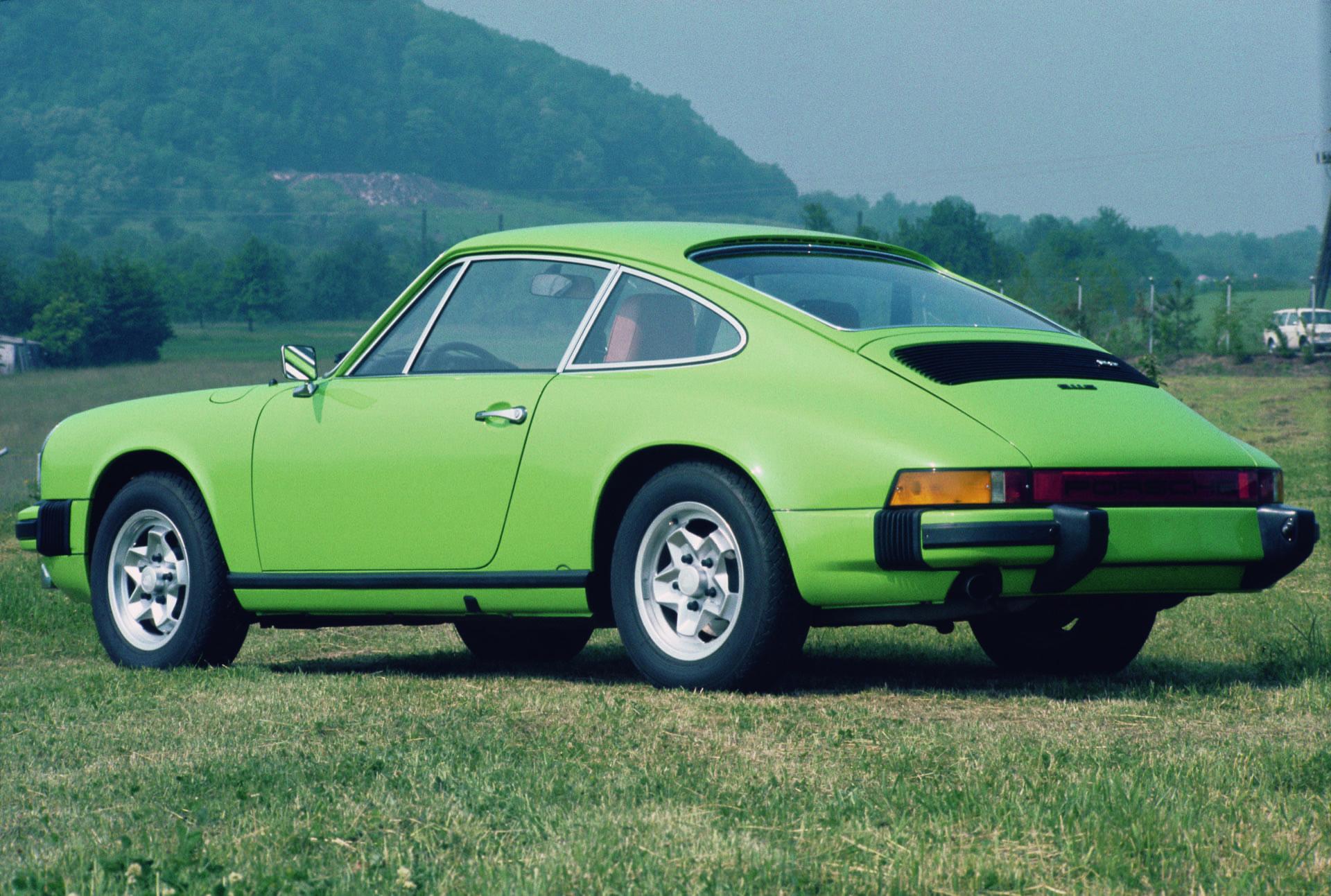 Porsche 911 G S 2 7 Coupe 1974