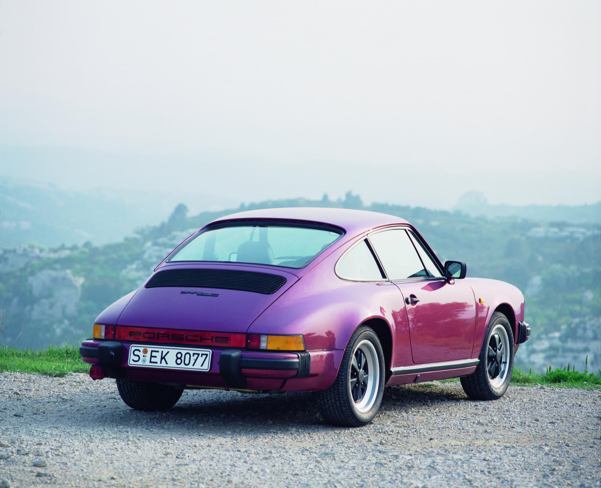 Porsche 911 G Sc 3 0 Coupe 1982