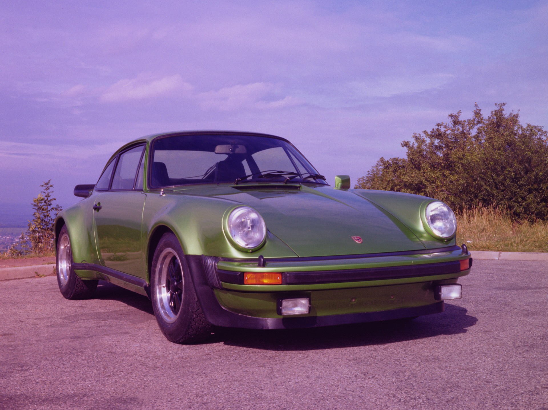 Porsche 911 G Turbo 3 0 Coupe 1975 2