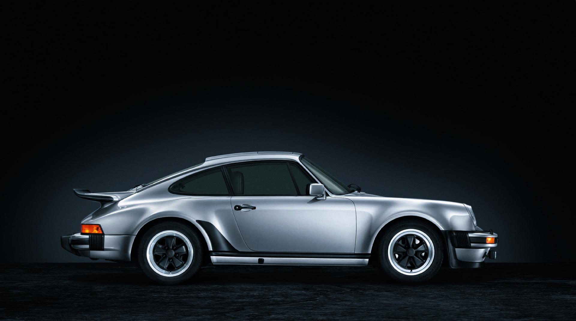 Porsche 911 G Turbo 930 1974