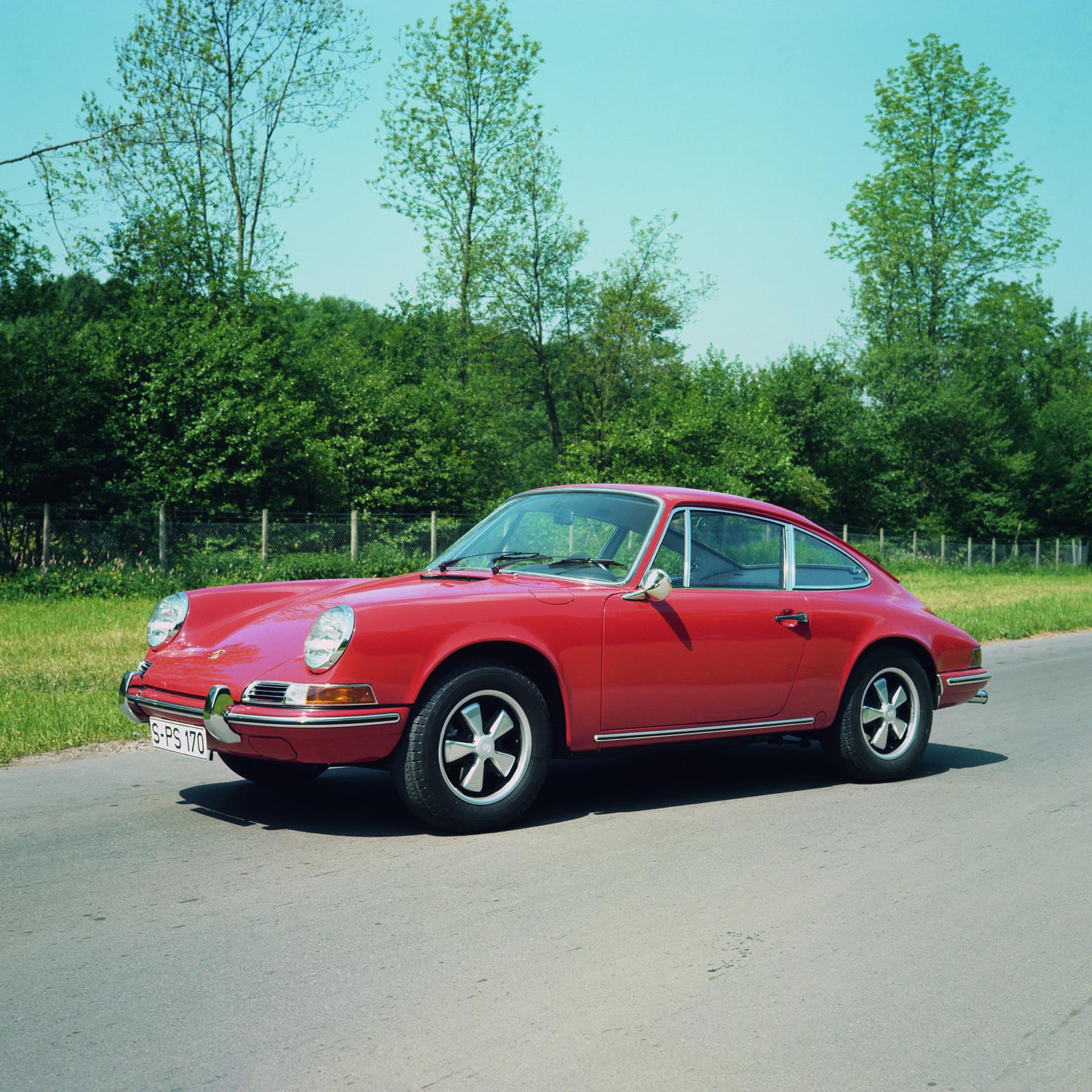 Porsche 911 T 2 0 Coupe 1969