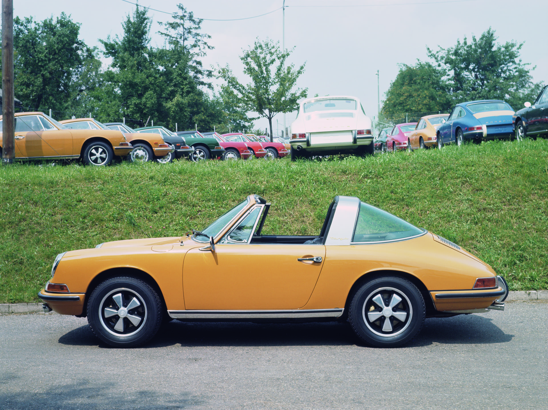 Porsche 911 Targa 1969