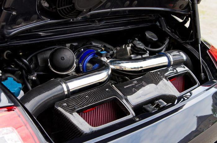 9ff GTurbo: un Porsche 911 GT3 con 1.200 CV, legal en calle