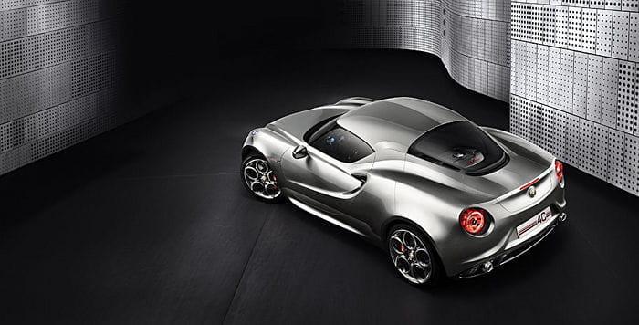 El Alfa Romeo 4C de producción debutará en el Salón de Ginebra