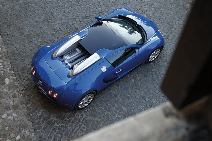 ¿Bugatti prepara un Veyron de 1.600 cv para el próximo Salón de Frankfurt?