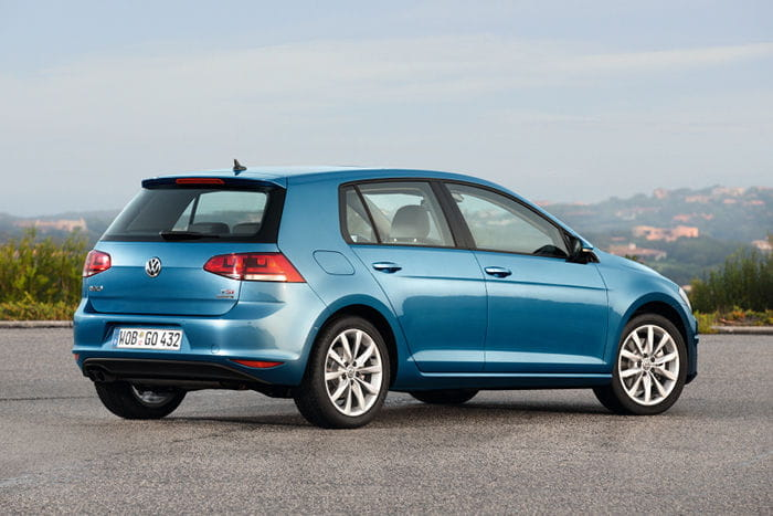 Nuevos motores para el nuevo Volkswagen Golf