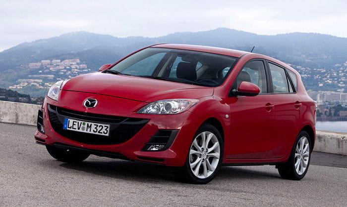 Mazda3 Iruka