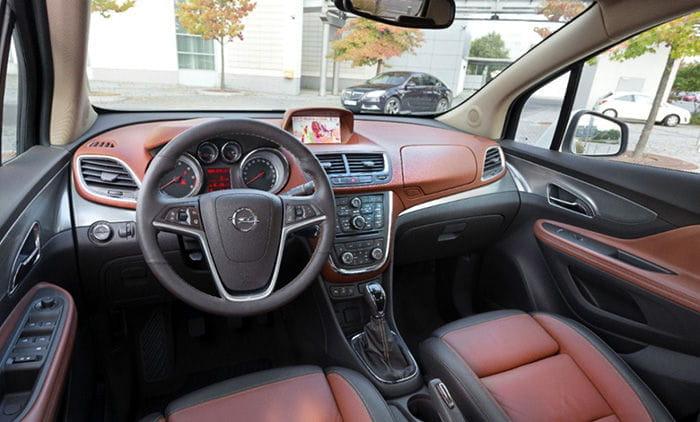Opel Mokka 2012