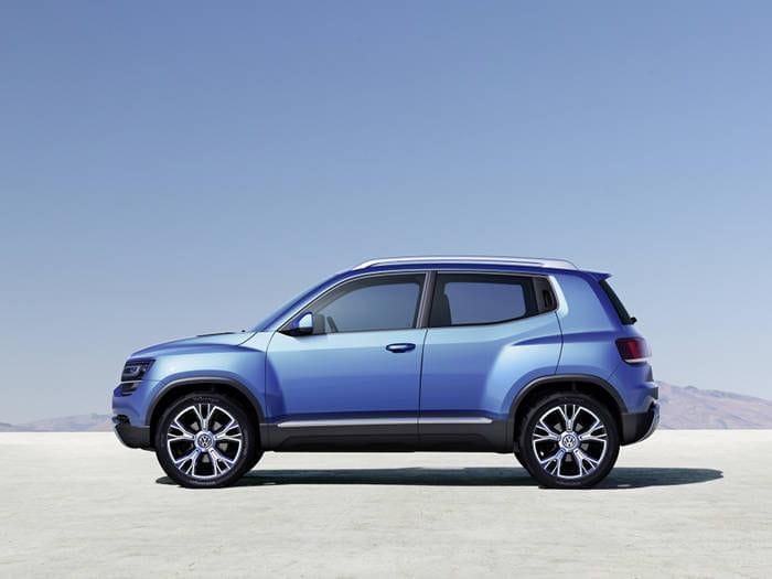 Seat y Skoda tendrán también un SUV derivado del Volkswagen Taigun