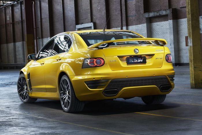 Holden HSV 25th Anniversary GTS, celebrando a lo grande