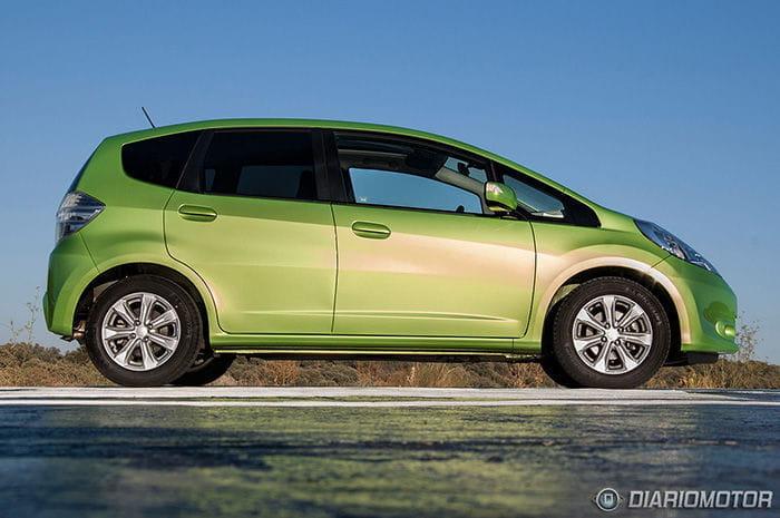 Prueba del Honda Jazz Hybrid