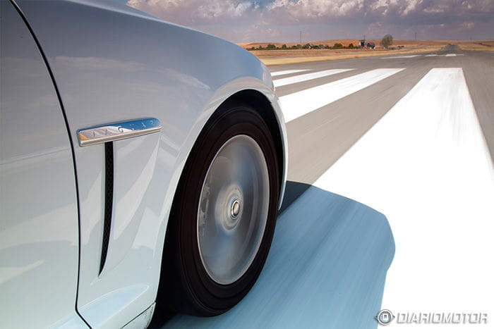 Prueba del Jaguar XF 2.2 Diésel