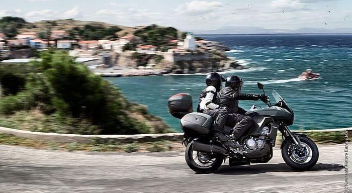 Kawasaki Versys 1000 2013, renovada y más potente que nunca