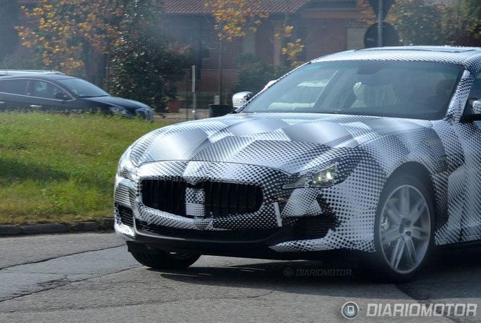 Maserati Quattroporte 2013