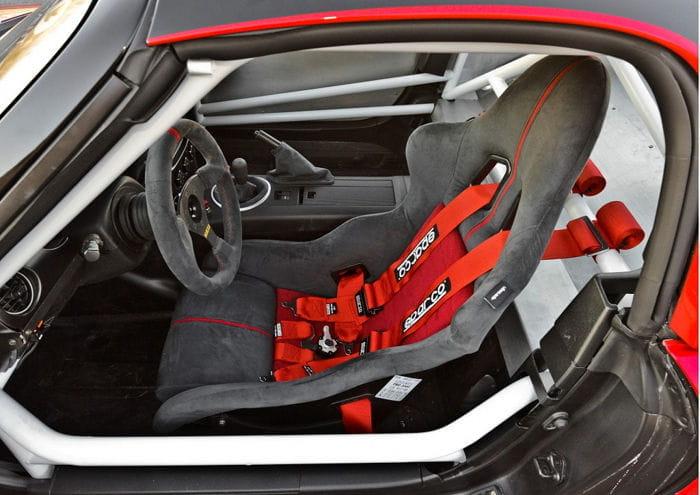 Mazda MX-5 Super25 SEMA