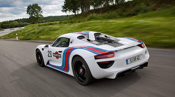 Porsche confirma un deportivo de motor central