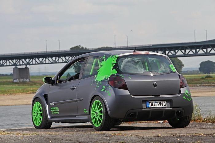 Cam Shaft convierte a tu Renault Clio RS en una máquina hecha para el Infierno Verde