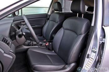 Subaru XV 2.0D Executive, a prueba (I)
