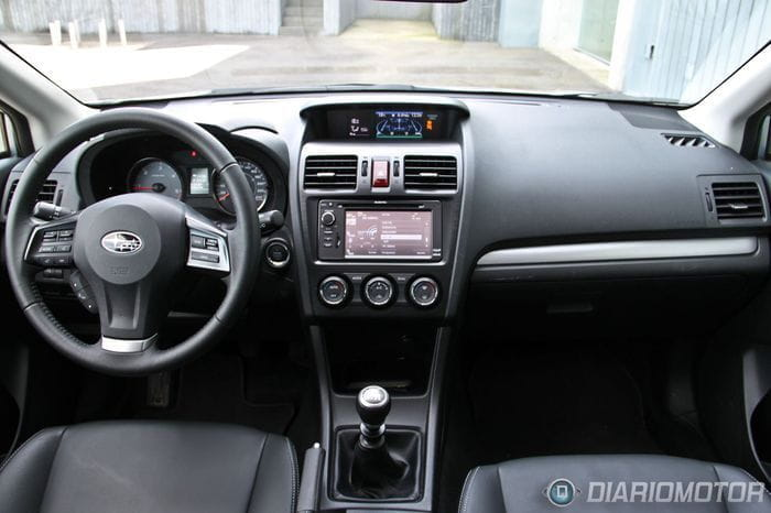 Subaru XV 2.0D Executive, a prueba (III) ¿Vence al Nissan Qashqai?