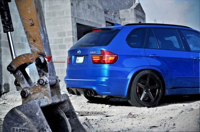 645 CV para el BMW X5 M de Velos DesignWerks