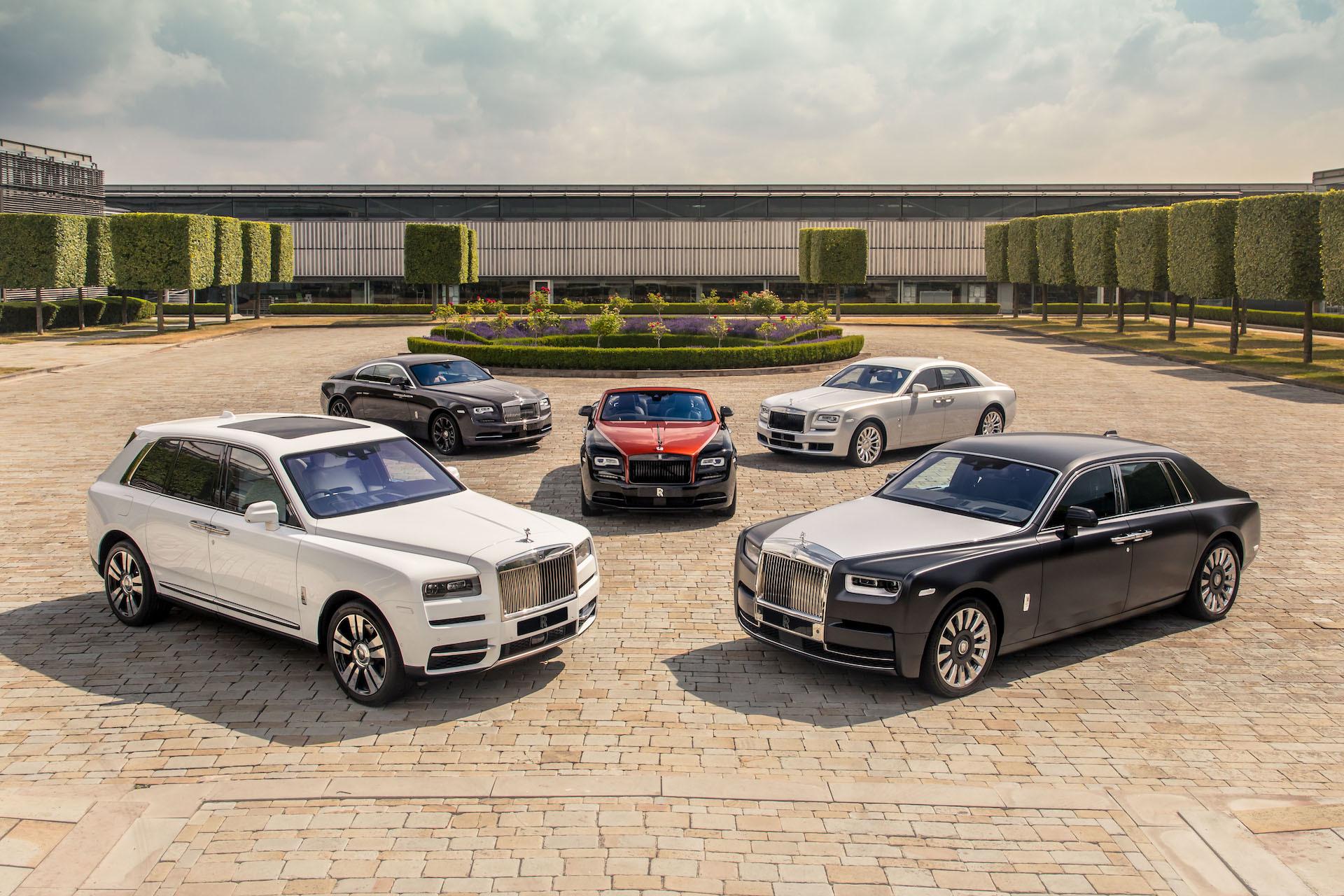 Rolls Royce Gama Actual