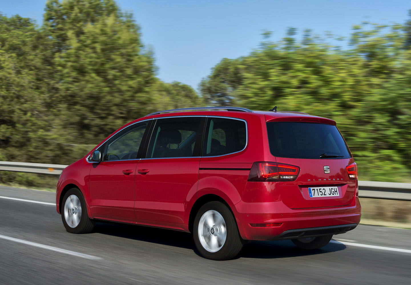 seat alhambra alhambra tdi precios prueba ficha. Black Bedroom Furniture Sets. Home Design Ideas